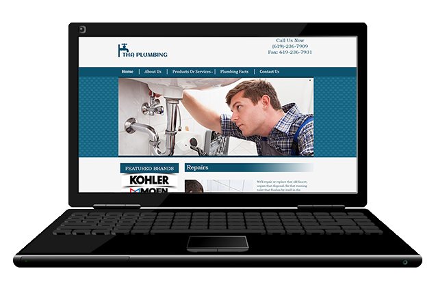 Websites for Plumbing Companies