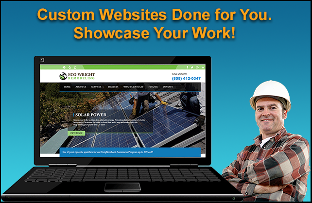 Websites for Construction Companies