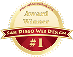 Award Web Design San Diego