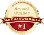 Award Web Design San Diego