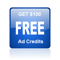 free ad credits