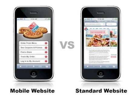 mobile-vs-standard