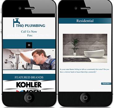 websites for plumbing companies