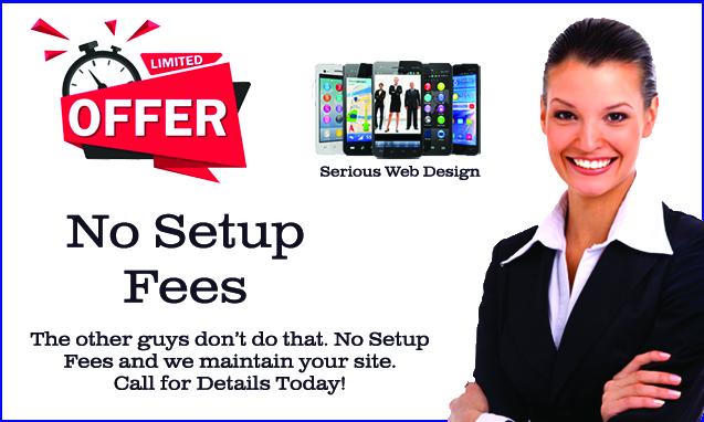 2021 Website Design Sale